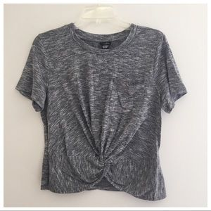 Rue 21 Tied T-Shirt